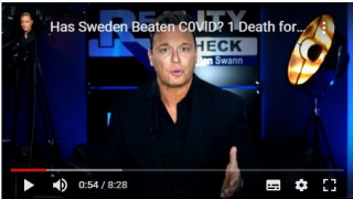 Has Sweden Beaten C0VlD_ 1 Death for the Entire Month of August, No Lockdown, No Masks