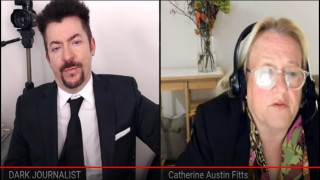 Catherine Austin Fitts: Fight For Future - Transhumanist Depopulation & Space Surveillance Part 1