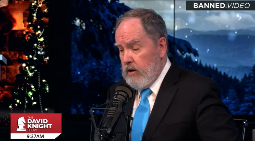 David Knight show 17.12.2020 - Vaccine and its effects and more - 3 hr